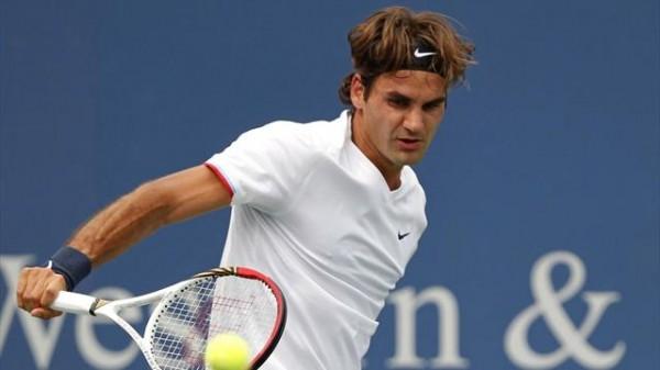Роджер Федерер вышел в третий круг в Цинциннати