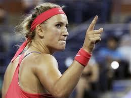 Азаренко оформила две «баранки» для своей соперницы на US Open