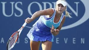 Говорцова в первый день на US Open сыграет с китаянкой Ли На