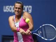 Павлюченкова вышла в третий круг US Open, где сыграет с Радваньской