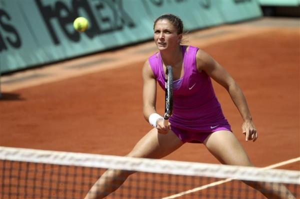Сара Эррани на Открытом Чемпионате Франции по теннису