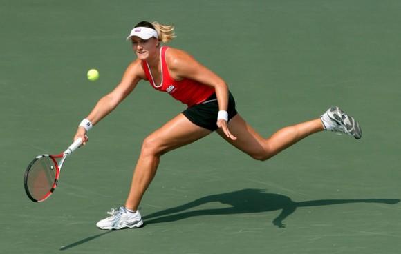 Большой теннис — игра с великими традициями
