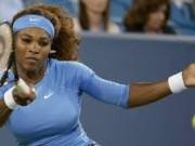Серена Уильямс предсказуемо вышла в четвертьфинал в Цинциннати