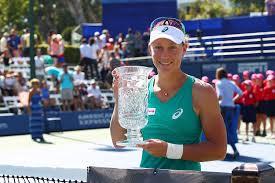 Саманта Стосур стала чемпионкой в Карлсбаде