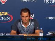Федерер покидает Открытый чемпионат США