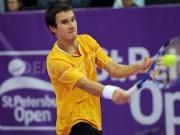 Донской упустил победу в матче с Баутисто - Агутом во втором круге турнира в Санкт-Петербурге