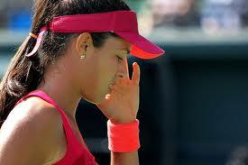 Ана Иванович завершила свое выступление на турнире в Японии