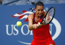 Пеннетта обыграла Халеп и вышла в 1/4 финала US Open-2013