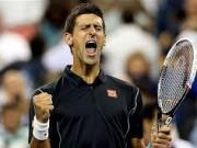 Джокович одержал трудную победу над Вавринкой в полуфинале US Open