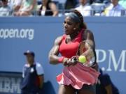 Серена Уильямс на US Open 2013