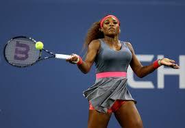 Серена Уильямс преподала мастер-класс для Наварро в 1/4 финала US Open