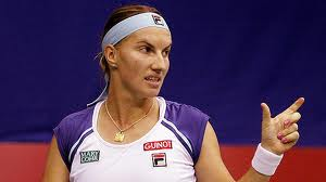 Кузнецова одолела Кырстю и вышла в четвертьфинал турнира в Токио