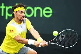 Фоньини вышел во второй круг турнира St. Petersburg Open