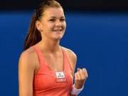 Агнешка Радваньска уверенно вышла в четвертьфинал турнира в Сеуле