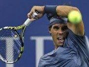 Рафаэль Надаль вышел в 1/8 финала турнира US Open-2013 в Нью-Йорке