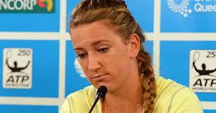 Азаренко разочарована судейством в матче с Корне на турнире US Open