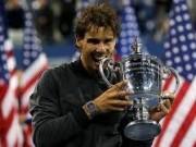 Рафаэль Надаль стал первым на Открытом чемпионате США – 2013