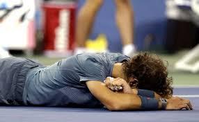 Надаль: Я должен был играть образцово, чтобы одолеть одного из лучших теннисистов в истории