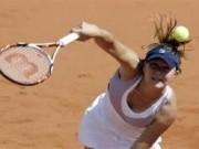 Евгения Родина не смогла выйти во второй турнира Tashkent Open
