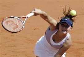 Евгения Родина не смогла выйти во второй круг турнира Tashkent Open