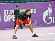 Эрнест Гулбис вышел в полуфинал St.Petersburg Open