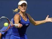 Говорцова  вышла в четвертьфинал турнира в Ташкенте