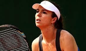 Воскобоева завершила свое выступление на турнире Tashkent Open