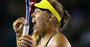 Анжелика Кербер разгромила Торро-Флор на турнире Toray Pan Pacific Open