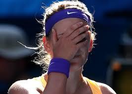 Виктория Азаренко: Непросто состязаться с топовой теннисисткой, играя на двадцать  процентов своих возможностей
