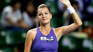 Агнешка Радваньска обыграла Доминику Цибулкову на турнире в Токио