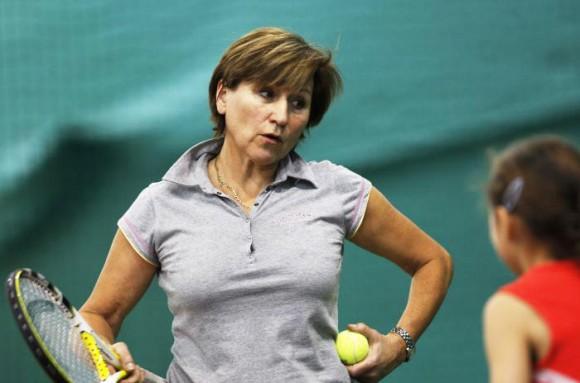 Большой теннис говорит по-русски: часть 2
