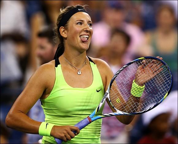 Виктория Азаренко — лучшая теннисистка Беларуси
