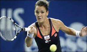 Агнешка Радваньска стала четвертьфиналисткой турнира в Пекине