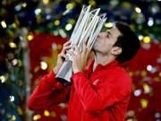 Лучшие моменты финального матча турнира в Шанхае между Джоковичем и Дель Потро