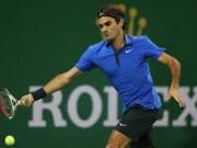 Лучшие моменты матча третьего круга турнира в Шанхае между Федерером  и Монфисом