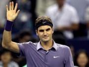 Роджер Федерер потерпел поражение от Монфиса на турнире в Шанхае