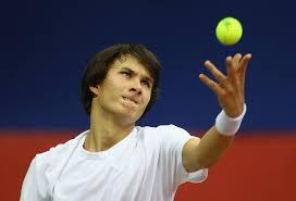 Донской не смог одолеть Гаске на турнире Банк Москвы Кубок Кремля