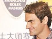 Лучшие моменты матча второго круга турнира в Шанхае между Федерером и Сеппи