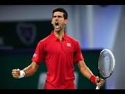 Лучшие моменты четвертьфинального матча турнира в Шанхае между Джоковичем  и Монфисом