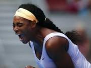 Cерена Уильямс уверенно вышла в полуфинал турнира China Open