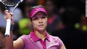 Ли На обыграла Квитову и вышла в финал Итогового чемпионата WTA