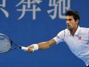 Новак Джокович стал первым на турнире в Пекине