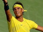 Рафаэль Надаль - лидер рейтинга ATP