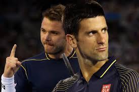 Поединок Джоковича и Вавринки на Australian Open -2013 занял третье место в рейтинге (видео)