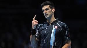 Джокович победил Гаске на Итоговом чемпионате АТР в Лондоне