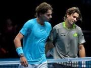 Видеообзор матча Надаль – Феррер на Итоговом чемпионате АТР в Лондоне