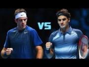 Лучшие моменты матча Федерер – Дель Потро на Итоговом чемпионате в Лондоне (видео HD)