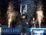 Саммари финального поединка Джокович- Надаль на Итоговом чемпионате АТР (видео HD)