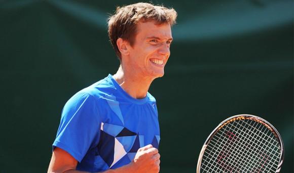 Андрей Кузнецов — молодая надежда российского тенниса