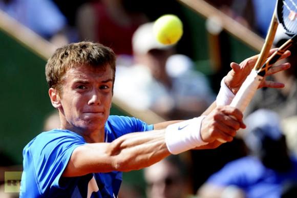 Андрей Кузнецов на турнире ATP